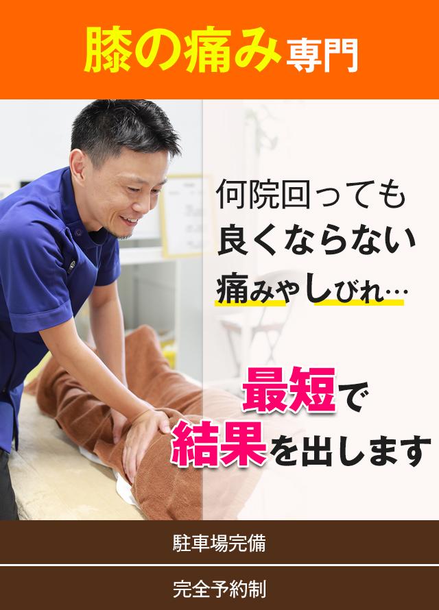 膝関節・変形性膝関節症